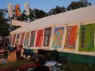 Buddhafield is best known for the Buddhafield Festival, which is held over a period of five days on a beautiful site in the Blackdown Hills, in Somerset. The event brings together around three thousand people for a sharing and celebration of alternative social, cultural, political and spiritual values.